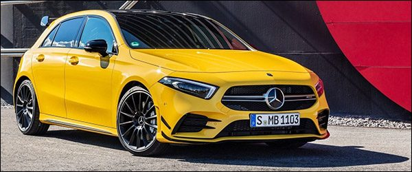 Officieel: Mercedes-AMG A35 4MATIC (2018)