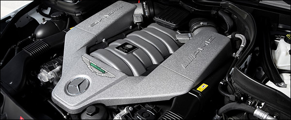 Mercedes AMG Aston Martin