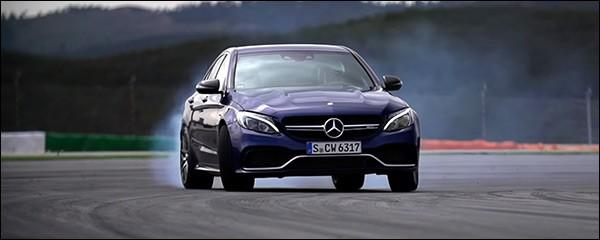Video: Chris Harris test de Mercedes-AMG C 63 S