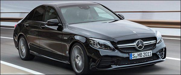 Officieel: Mercedes-AMG C43 Berline / C43 Break facelift (2018)