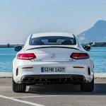 Officieel: Mercedes-AMG C63 facelift (2018)