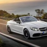 Officieel: Mercedes-AMG C63 Cabriolet [476 pk / 510 pk]
