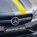 Mercedes-AMG C63 Coupé ook als Edition 1