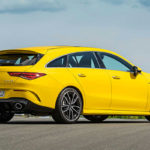 Officieel: Mercedes-AMG CLA35 Shooting Brake (2019)