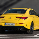 Officieel: Mercedes-AMG CLA35 Coupe (2019)