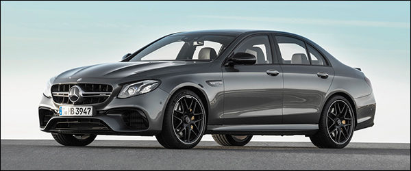 Officieel: Mercedes-AMG E63 4Matic (2016)