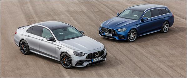 Officieel: Mercedes-AMG E63 Berline + E63 Break facelift (2020)