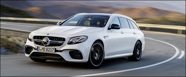 Officieel: Mercedes-AMG E63 Break 4Matic (2016)