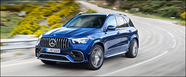 Officieel: Mercedes-AMG GLE63 4MATIC+ SUV (2019)
