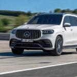 Officieel: Mercedes-AMG GLS 63 4MATIC+ 612 pk SUV (2019)