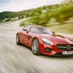 Officieel: Mercedes AMG GT 2015 - SLS AMG opvolger