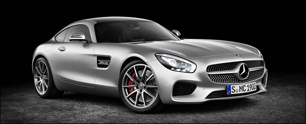 Officieel: Mercedes AMG GT