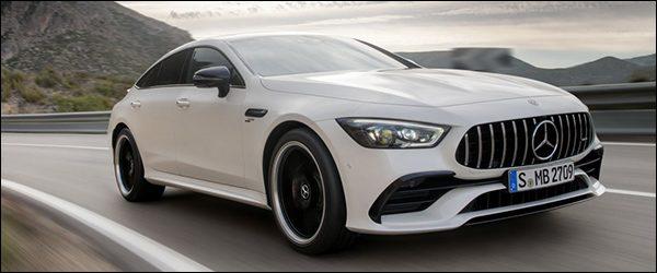 Officieel: Mercedes-AMG GT 4-deurs coupe (2018)