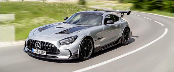 Officieel: Mercedes-AMG GT Black Series (2020)