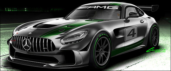 Preview: Mercedes-AMG GT GT4 (2017)