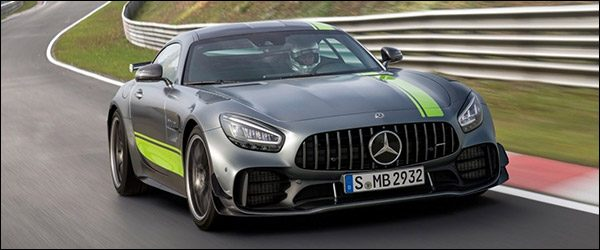 Officieel: Mercedes-AMG GT R PRO (2018)