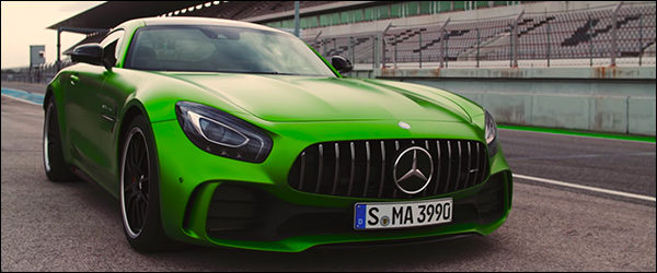 Video: Carfection test de Mercedes-AMG GT R