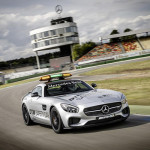 Mercedes-AMG GT S is ook DTM safety car