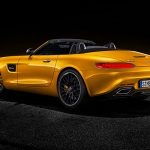 Officieel: Mercedes-AMG GT S Roadster (2018)