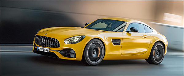 Officieel: Mercedes-AMG GT (S) facelift (2017)