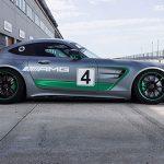 Officieel: Mercedes-AMG GT4 racewagen (2017)