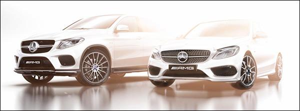 Mercedes lanceert AMG Sport aanbod