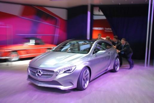 Mercedes A-Klasse Concept