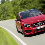 Officieel: Mercedes B-Klasse facelift 2015 [W246]