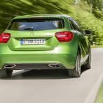 Officieel: Mercedes A-Klasse / A45 AMG facelift 2016