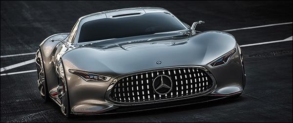 Maakt Mercedes-AMG werk van een F1 geïnspireerde hypercar?