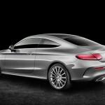Officieel: Mercedes C-Klasse Coupé