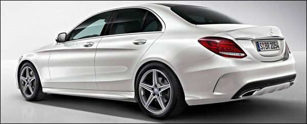 Officieel: Mercedes C-Klasse AMG Line