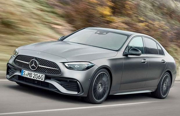 Belgische prijs Mercedes C-Klasse (2021): vanaf 42.955 ...