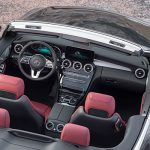 Officieel: Mercedes C-Klasse Cabrio / C-Klasse Coupe facelift (2018)