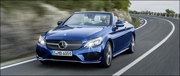 Officieel: Mercedes C-Klasse Cabriolet (2016)