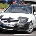 Mercedes C-Klasse Break facelift 2011
