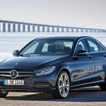 Officieel: Mercedes C350 Plug-in Hybrid