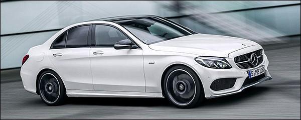 Officieel: Mercedes C450 AMG Sport