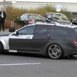 Mercedes C63 AMG Black Series Estate