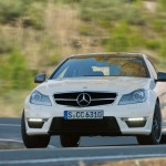 C 63 AMG Coupe
