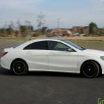 Mercedes CLA 220 CDI test