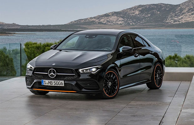 preview mercedes cla shooting brake 2019. Black Bedroom Furniture Sets. Home Design Ideas