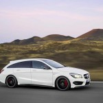 Officieel: Mercedes CLA-Klasse Shooting Brake (AMG)