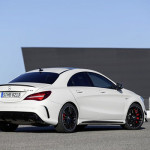 Officieel: Mercedes CLA-Klasse (Shooting Brake) facelift 2016 - CLA 45 AMG