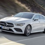 Officieel: Mercedes CLA Shooting Brake (2019)