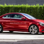 Mercedes CLA Shooting Brake Coupe 2013 (2)