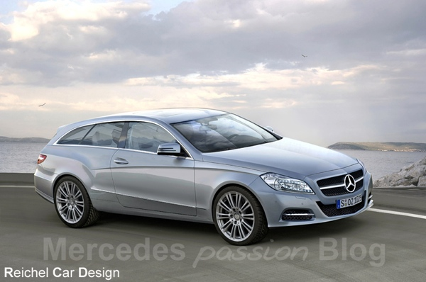 Mercedes CLA Shooting Brake Preview