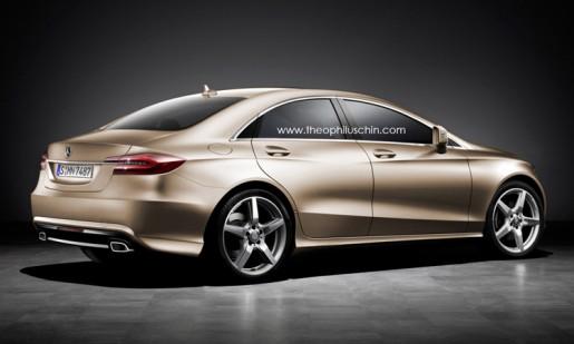 Mercedes CLS Compact