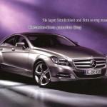 nieuwe Mercedes CLS Autosalon Parijs