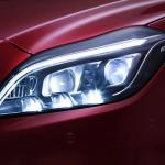 Teaser: nieuwe Mercedes CLS-Klasse komt eraan